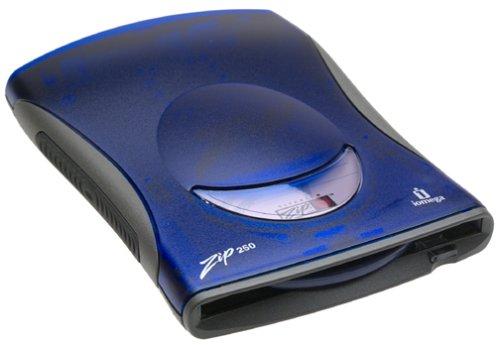 Iomega 31533 Zip 250 MB USB/FireWire Drive Kit
