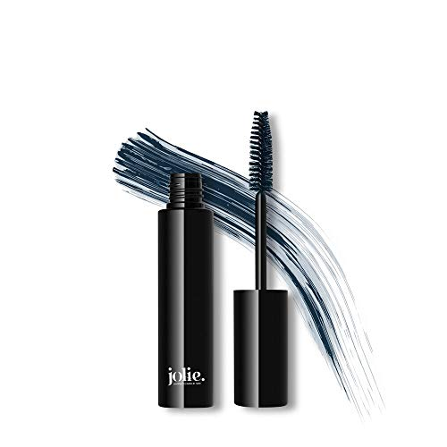 Jolie Cosmetics Sensitive Eyes Eye Mascara Hypoallergenic - Extremely Gentle (Navy)