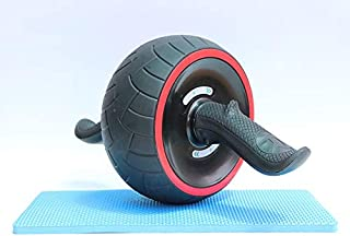 orchid Tire Wheel Natural Rubber Roller for Abdominal Training
