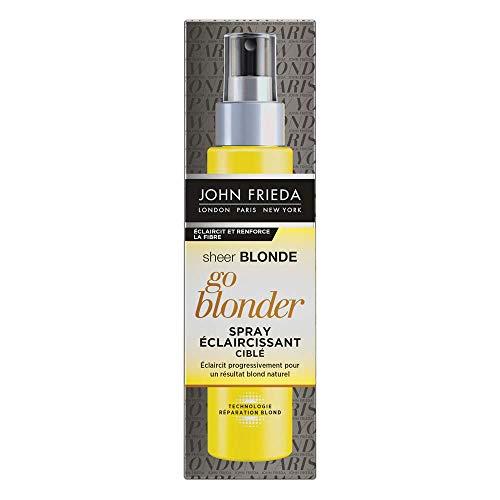 John Frieda Sheer Blonde Controlled Lightening Spray Go Blonder 100ml