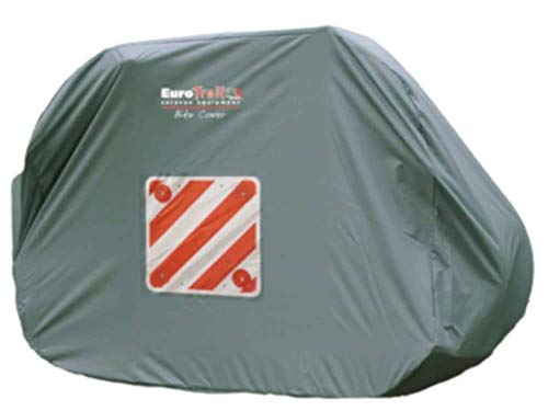 Eurotrail Motorhome Bike Cover 2 bikes Waterproof with Sign Pocket & Carry Bag
