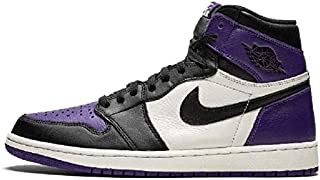Air Jordan 1 AJ1 Men's Retro High OG 'Court Purple' 555088-501