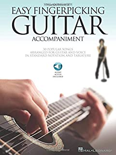 Sing Along with Easy Fingerpicking Guitar Acc.