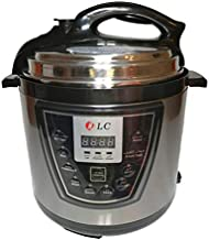 DLC Kitchen Appliance,Electric Pressure Cookers - 6 liters