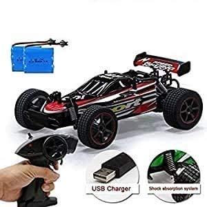 s-idee® S23211 RC Auto mit 2,4 GHz bis 25 km/h 1:20 Buggy