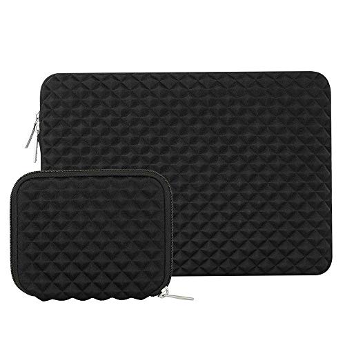 OWIME Portable Laptop Sleeve Bag Water Repellent 11 13 15 Inch Protect Zipper Notebook Case Cover For Macbook Pro 13 15 16 (Color : J, Size : 15-15.6 Inch)