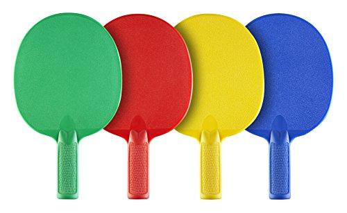JOOLA TT- Multicolor Bat - Pala de Ping Pong, Talla única