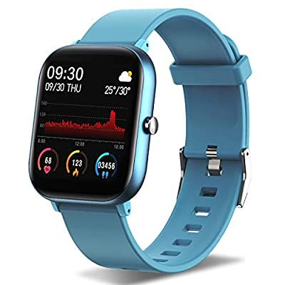 Airbinifit Fitness Tracker, IP68 Waterproof Activity Tracker,Fitness Tracker Activity Tracker with Heart Rate Sleep,Step Counter Stopwatch for Men,Fitness Watches for Women