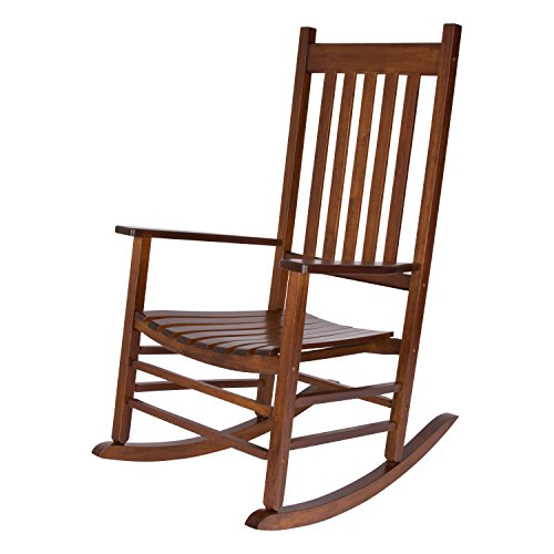 Shine Company Inc. 4332OA Vermont Porch Rocker, Oak