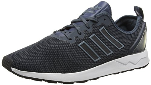 adidas Herren ZX Flux Adv Sneakers, Blau (Bold Onix/Bold Onix/Core Black), 44.6666666666667