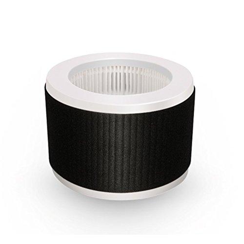 Mooka Air Purifier with True HEPA Filter, Portable Air...