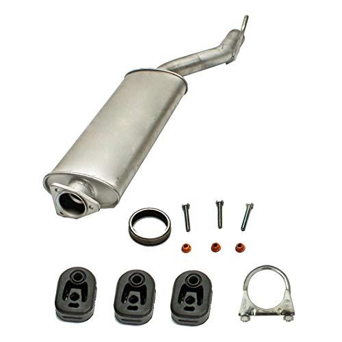 Ferroz Export Ersatz für Auspuff Mitteltopf Mercedes CLK & CLK Cabriolet (C208 A208) 200 230 Kompressor