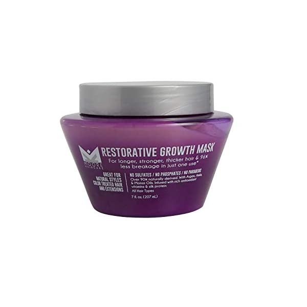 Beauty Shopping Restorative Growth Mask