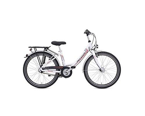 Pegasus Safety Alu Mädchen Fahrrad 26 Zoll 7 Gang