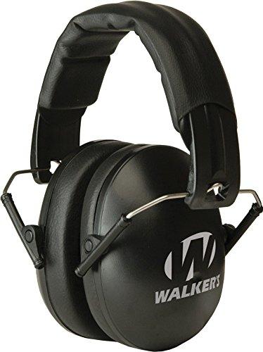 Walker's Youth & Women Earmuffs - Black