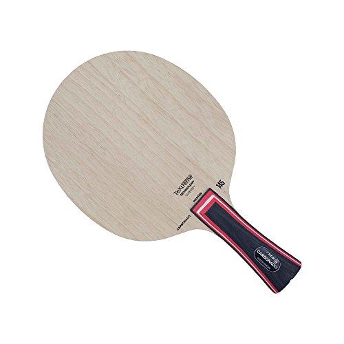Stiga Carbonado 145 (Classic Grip) Table Tennis Blade, Wood, One Size