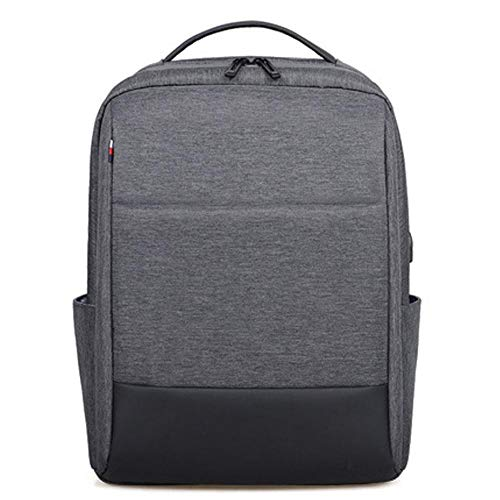 SHUINI Backpack for Men and Women Lightweight Laptop Bag with USB Charging Port Outdoor Sports Waterproof Mountaineering Bag, 30 * 15 * 41cm
