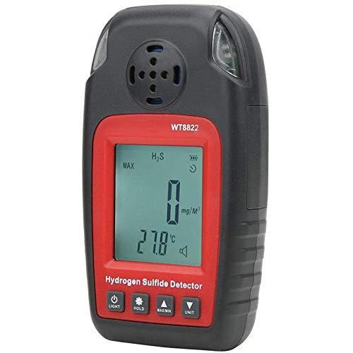 Tuneway WT8822 Schwefel Wasser Stoff Detektor Unabh?Ngiger H2S Gas Sensor Warnung Hoch Empfindlicher Vergiftungs Alarm Detektor