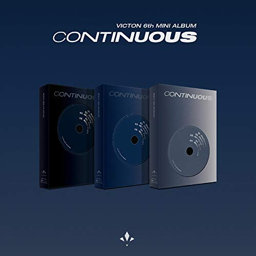 [album]Continuous:6th Mini Album – VICTON[FLAC + MP3]