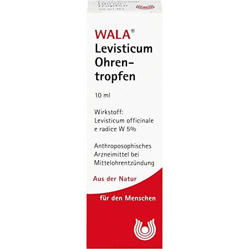 WALA Levisticum Ohrentropfen, 10 ml Lösung