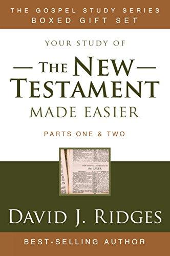 New Testament Made Easier Boxed Set (Gospel Studies)