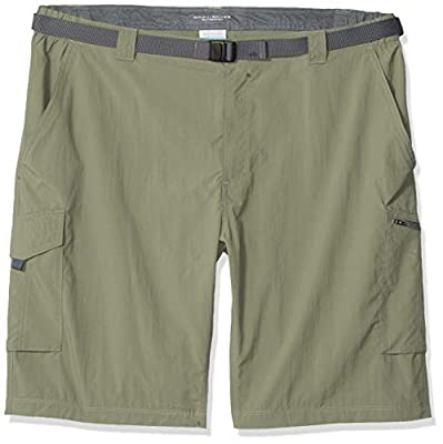 "Columbia Men's Silver Ridge Cargo Short, Cypress, 34 x 10"" Inseam"
