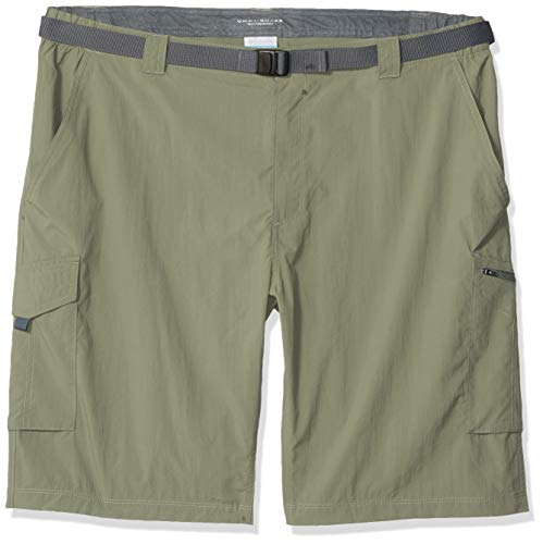 Columbia Men's Silver Ridge Cargo Short , Cypress, 34 x 12