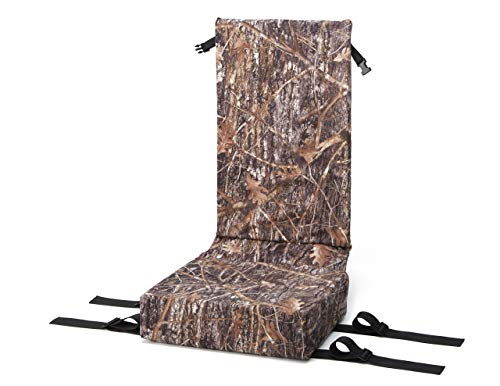 Super Slumper Replacement Tree Stand Seat Cushion Fits Most Brands of Tree Stands with A Sling Type Seat 4 Inch Thick Cushion for Ultimate Hunting Comfort
