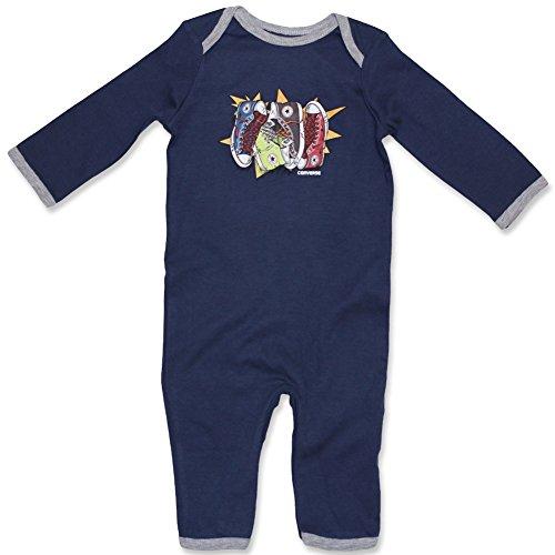 Converse Jungen Strampler Pyjama (6-9 Monate)