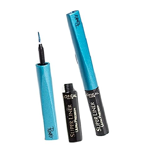 L'Oreal Super Liner Ultra Precision Eyeliner - Punky Turquoise