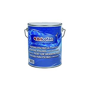 4136UC+zlHL. SS300  - Cofan 15002398 Pintura piscinas clorocauchó, Azul oscuro, 5 kg