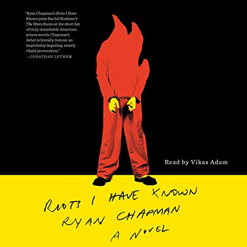 Riots I Have Known audiobook cover art