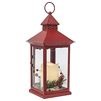 Best red christmas lanterns Reviews