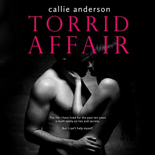 Torrid Affair audiobook cover art
