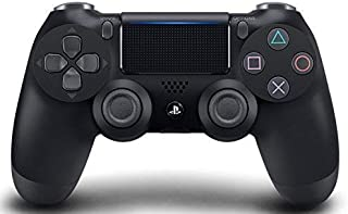 Standard Black Custom PS4 PRO Rapid Fire Custom Modded Controller 40 Mods for All Major Shooter Games, Auto Aim, Quick Scope, Auto Run, Sniper Breath, Jump Shot, Active Reload & More