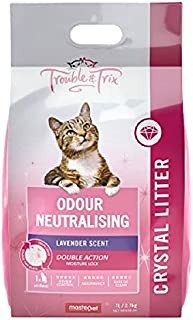 Trouble and Trix Odour Neutraliser Crystal Litter 15 litres