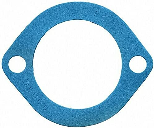 Free shipping anywhere in the nation Engine Coolant Outlet Gasket Compatible with 85 Bronco 55% OFF R Ford II