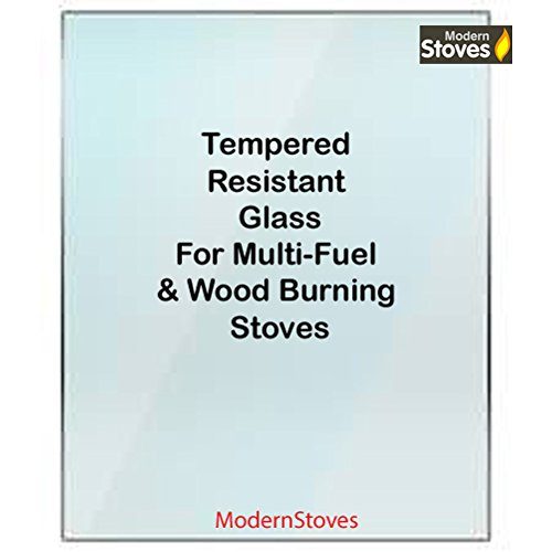 Modern Stoves Heat Stream Sprite Stove Glass (235x163 - Plain)