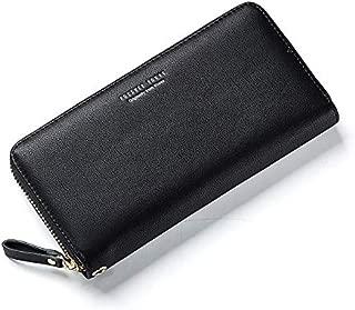 Wristband Women Long Clutch Wallet Large Capacity Wallets Female Purse Phone Pocket Card Holder Carteras