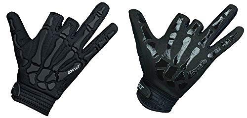 Exalt Paintball Death Grip Glove - Black - XL
