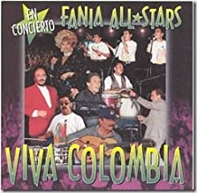 Viva Colombia Fania All Stars 2 Cd Set Live Concert 1996