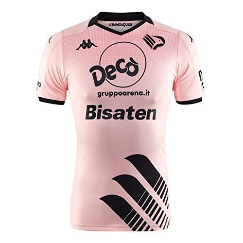 BasicNet SpA Palermo Trikot Gara Kinder Kombat Home 2019/20 Kappa M Pink