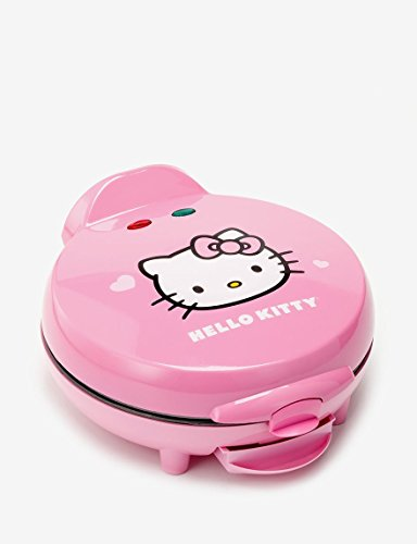 "Hello Kitty 7"" Electric Quesadilla Maker"