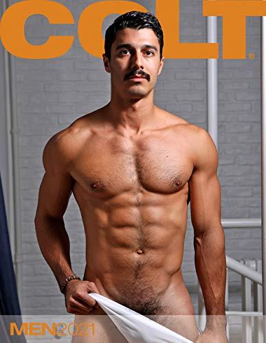 Colt Men 2021 Calendar