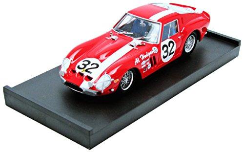 Brumm - Modellino Auto Ferrari 250 GTO 1000 Km Daytona 1964 Scala 1:43 Model R539