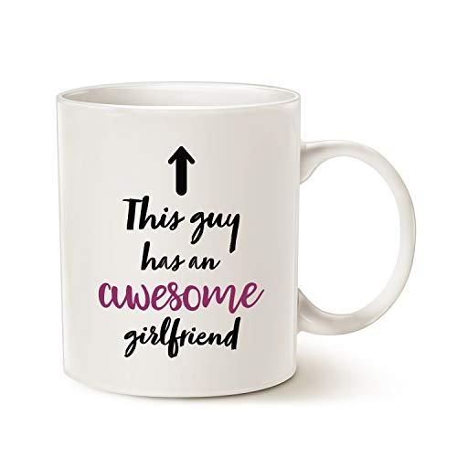 Funny Boyfriend Coffee Mug Christmas Gifts, This Guy...