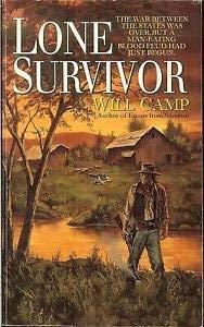 Paperback Lone Survivor Book