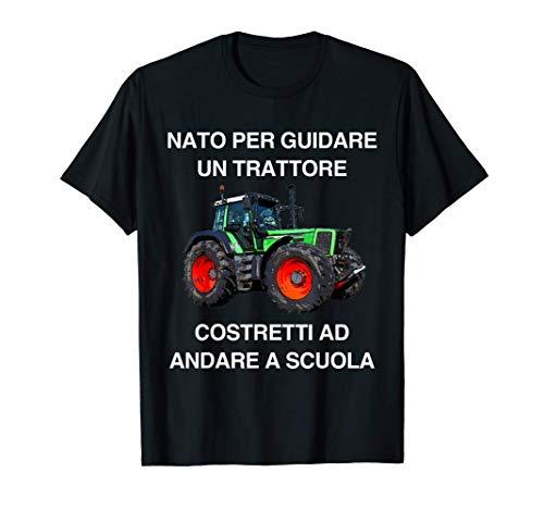 Trattore Bambino Agricoltore Contadino Agricoltura Regalo Maglietta