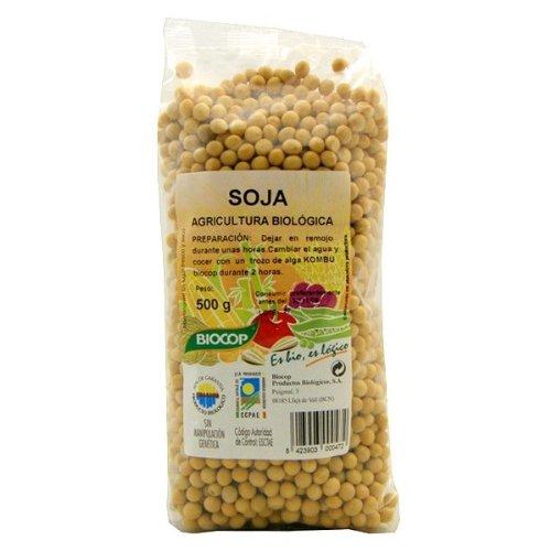 Biocop Soja Amarilla 500 G, No aplicable