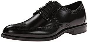 Stacy Adams Men's Garrison Wingtip Lace-Up Oxford by Stacy Adams